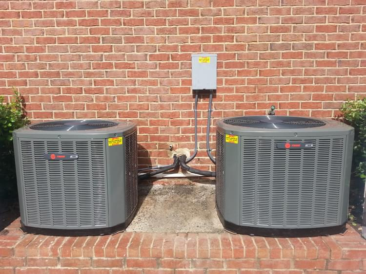 Trane Installation January
